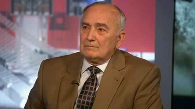 James Dubik discusses the battle for Tikrit