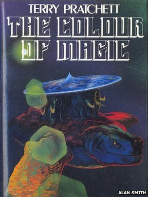 Cover of the first edition of Discworld