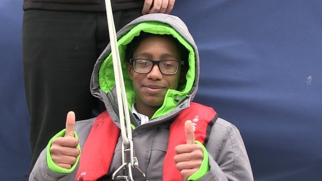 The Observatory School set sail for Salford