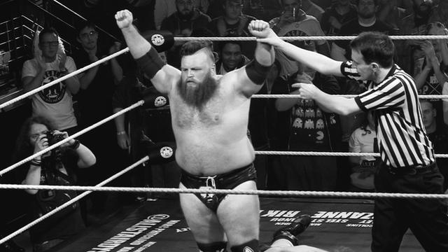 The rise of British wrestling