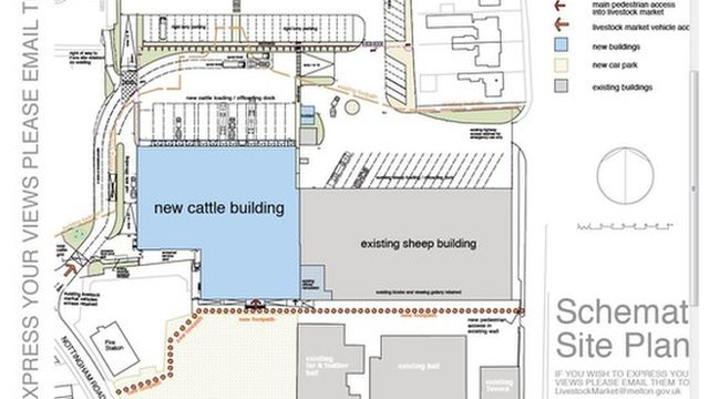 Plans for Melton Cattle Market expansion