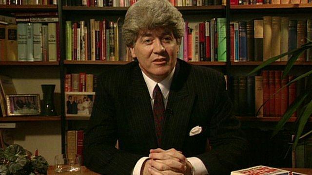 Archive UKIP leader Alan Sked