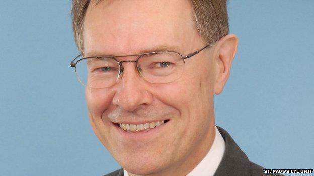 Prof Simon Harding
