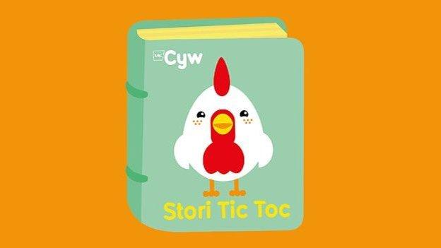 Stori Tic Toc ar Radio Cymru