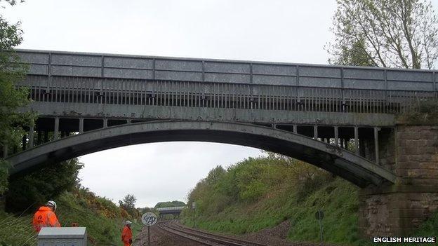 Crawshaw Woods Bridge