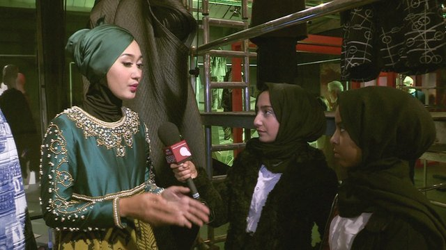 How the hijab can be a fashion statement
