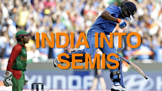 Rohit Sharma inspires India to victory