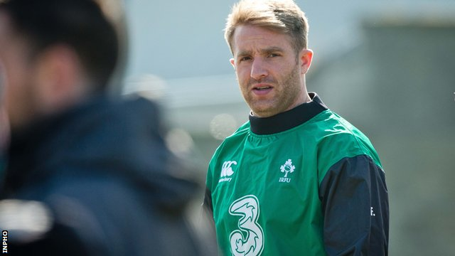 Luke Fitzgerald, who makes his first start for Ireland in four years on Saturday, admits he came close to retiring on several occasions due to injury