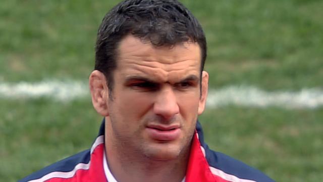 Former England captain Martin Johnson
