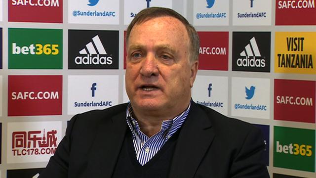 New Sunderland manager Dick Advocaat