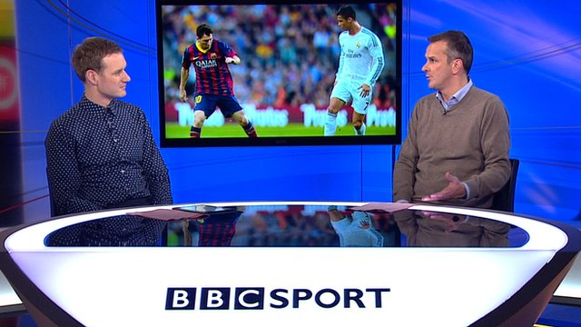 Dan Walker is joined by Dietmar Hamann for Football Focus for BBC World News