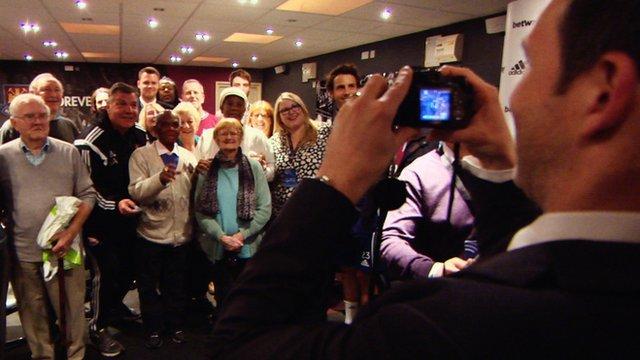 West Ham Foundation celebrates anniversary