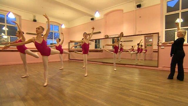 Pupils at Skelton Hooper School of Dance