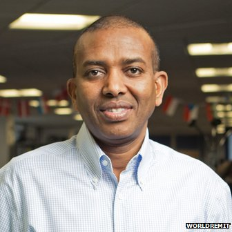 WorldRemit boss Ismail Ahmed