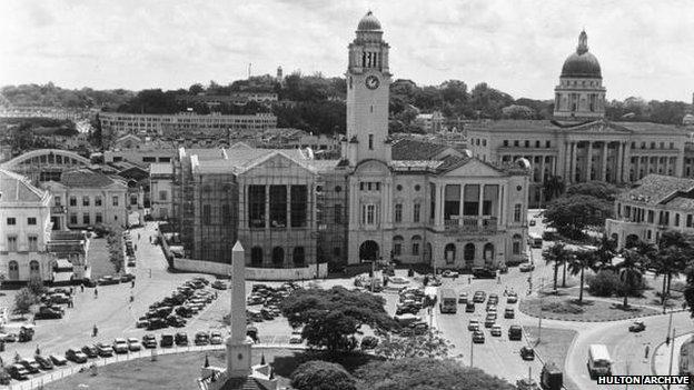 Singapore in 1960