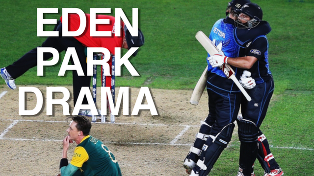 New Zealand beat South Africa at Eden Park, Auckland