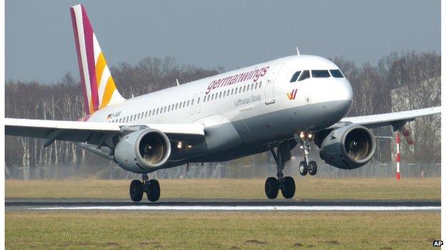 Germanwings A320