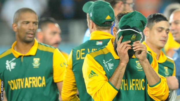 Cricket World Cup 2015: South Africa team loses again