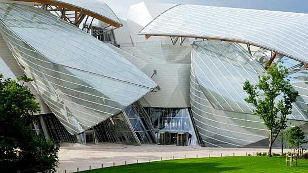 Foundation Louis Vuitton, Paris - finalist in Designs of the Year 2015
