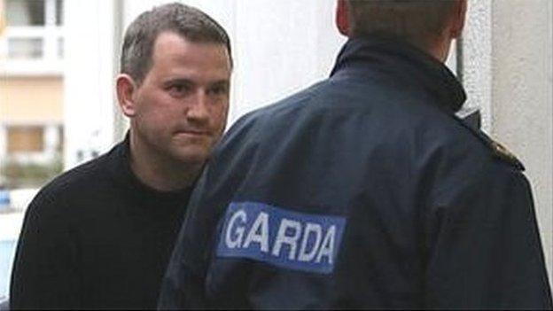 Murderer Graham Dwyer wins legal action over phone data