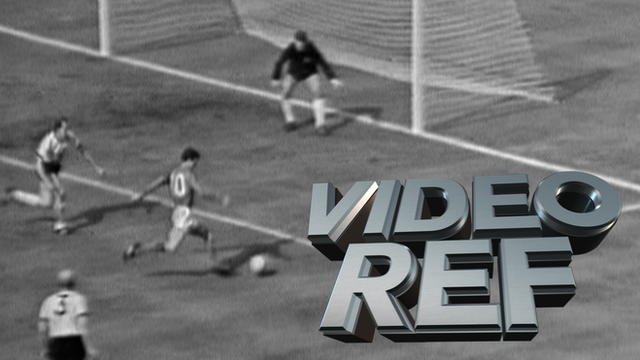 Video Ref: Does Geoff Hurst's World Cup final shot cross the line?