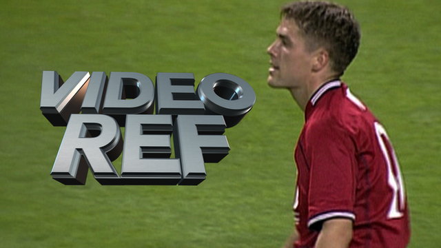 Video Ref: Does Michael Owen dive to win a penalty?