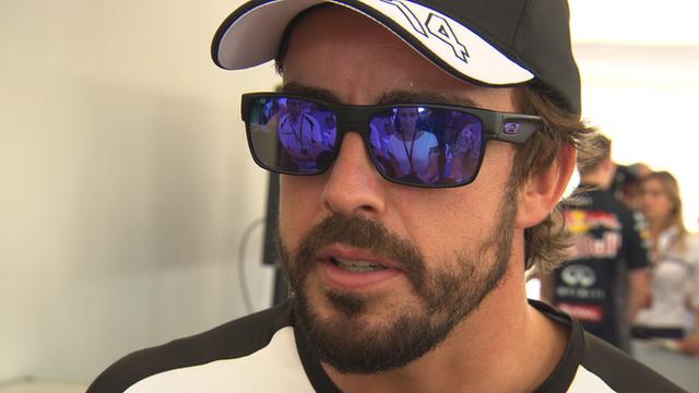 Fernando Alonso has 'no doubts' on race return after crash
