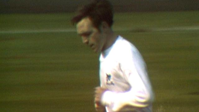 FA Cup 2015: Jeff Astle gets West Brom winner in 1968 final