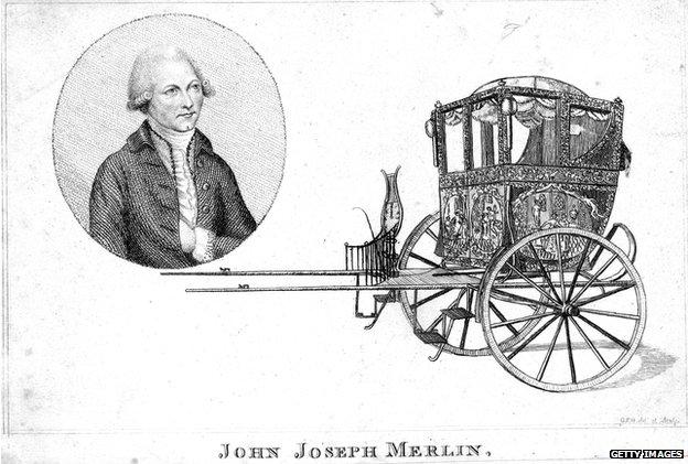 John Joseph Merlin