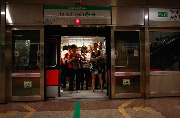 Mass Rapid Transit in Singapore