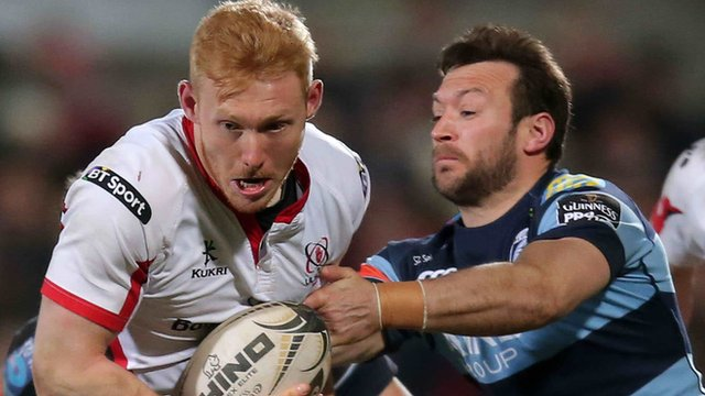 Highlights from Ulster's 36-17 Pro12 victory over Cardiff Blues