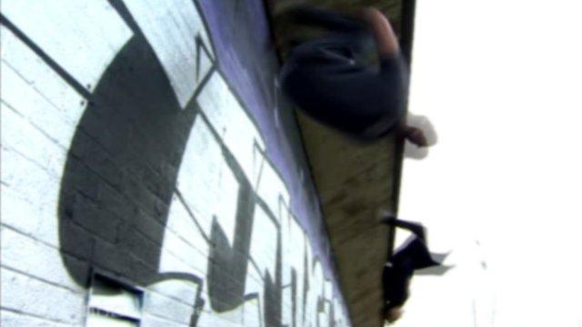 Teenage Kicks mural