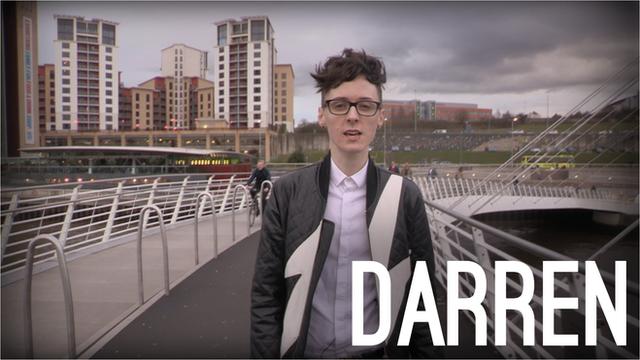 #InMyShoes BBC/ Darren Grimes