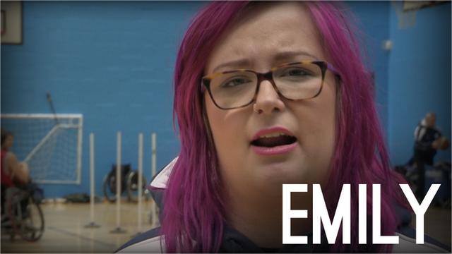 #InMyShoes /BBC Emily Yates