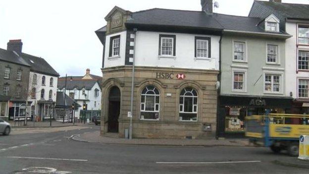 Banc Machynlleth