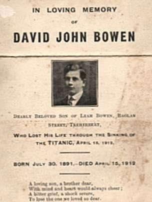 Dai Bowen