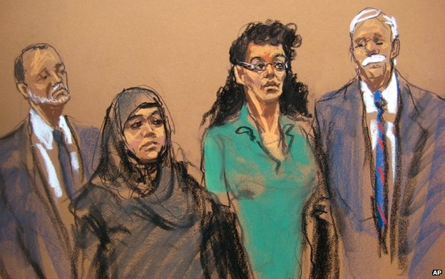 Defendants Noelle Velentzas and Asia Siddiqui