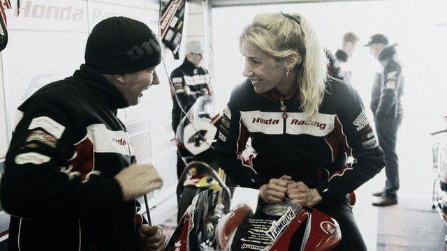 British Superbike Championship: Jenny Tinmouth to make history