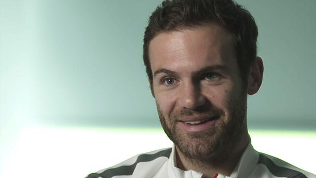 Juan Mata speaks to Dan Walker on Football Focus