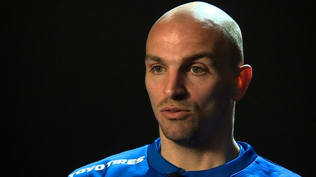 Esteban Cambiasso says saving Leicester would be like a trophy