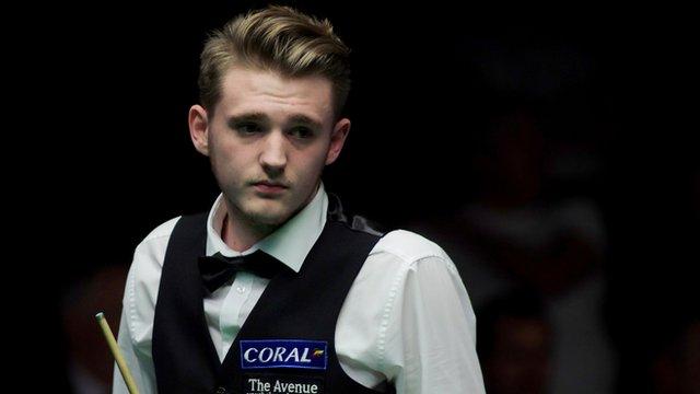 Meet Joel Walker: Sheffield's snooker hometown hero