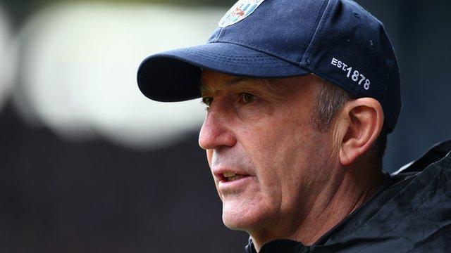 West Brom 1-4 QPR: Tony Pulis bemoans social media influence