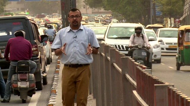 Sanjoy Majumder reports from Delhi