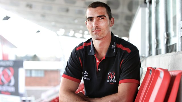 Ruan Pienaar will be a key player for Ulster in the closing stages of the season