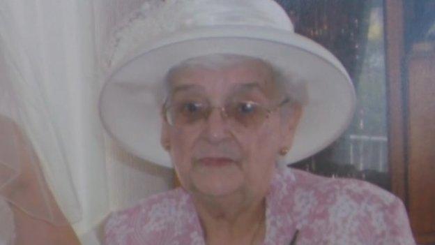 Margaret Harries