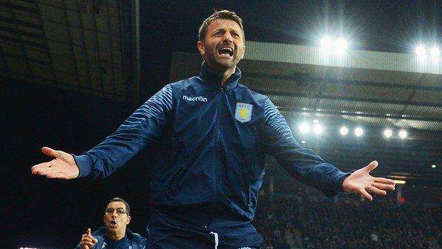 Aston Villa 3-3 Queens Park Rangers: Tim Sherwood - Villa deserved to win