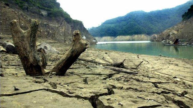 Shihmen reservoir, Taipei county