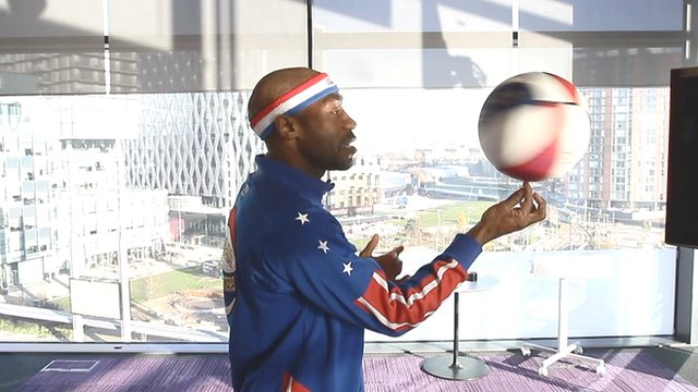 Get Inspired: Learn how to spin the ball