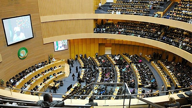 50th Anniversary African Union summit in Addis Ababa, Ethiopia