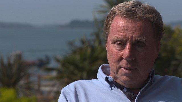 Former QPR boss Harry Redknapp